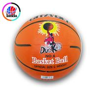 7# general PU leather basketball customized