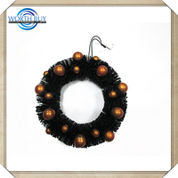 China Wholesale Custom Ball/Wreath Decoration Gifts Cheap Halloween Decorations