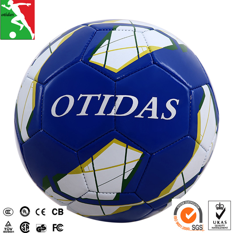 Official weight and size 5 hot selling soccer ball football for promotion soccer ball