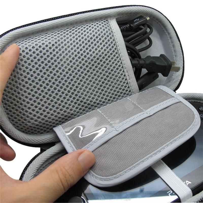 71db570c2d642 Staubdicht Quakeproof Hard Cover Schutzhülle Tragetasche Reisetasche Tasche  für Sony PSP 3000 Spielekonsole   Karte-
