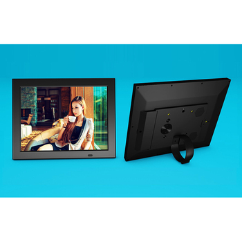10 Inch Size And Acrylic Frame Material Touch Screen Digital Photo