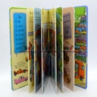 0-12 years old 2019 High Quality Children Story Book Softcover cardBoard Book Printing Service With Butterfly Bound