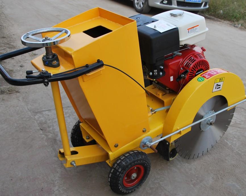 Pavement Saw,Gasoline Engine Concrete Cutting Machine 20a ... |Pavement Cutter