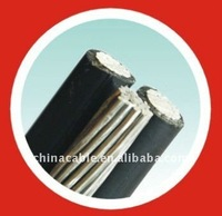 Iec/tnb Al/pe Insulated Aerial Bundled Cables Abc Cable Without ...