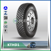 tyre for big truck korean tube trucks tyre 285/75R24.5 KTHD1