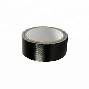 Multi-Function Reinforced Black Cloth Duct Tape