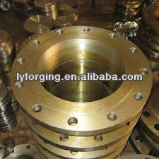 A 694 F 60 forged flange