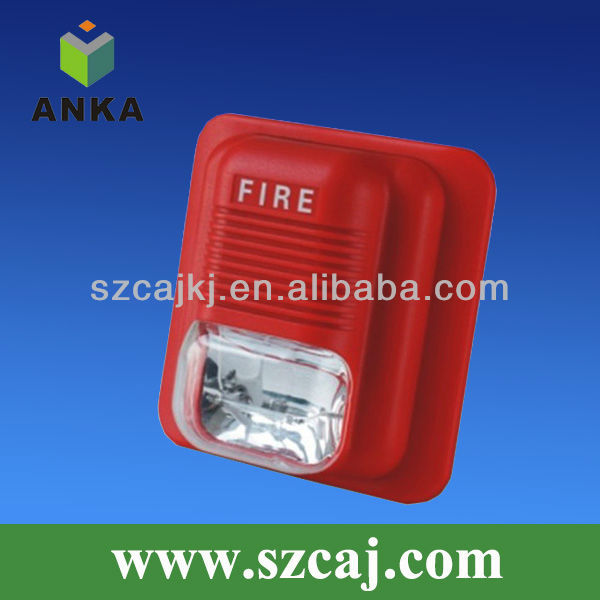 fire alarm indoor alarm siren speaker