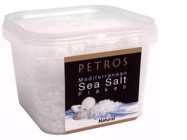 Sea Salt Flakes - 100gr sq cup