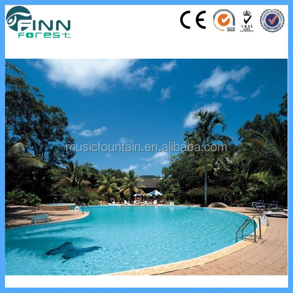 House Garden Leisure Overflow Swimming Pool Spa Pond Buy Pond