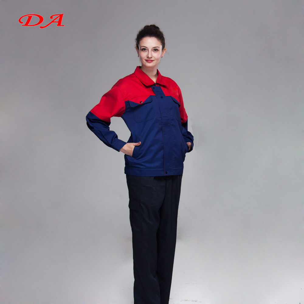 OEM Logo Wholesale Uniform China Work Clothes Construction