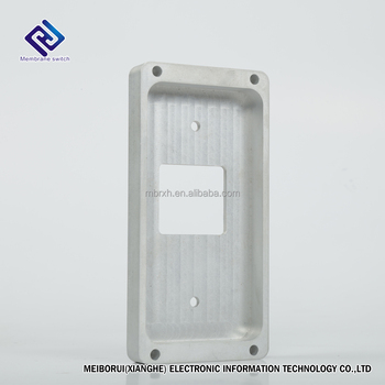 High Quality Custom Aluminum Back Panel Used FOR Assembling Membrane Switch