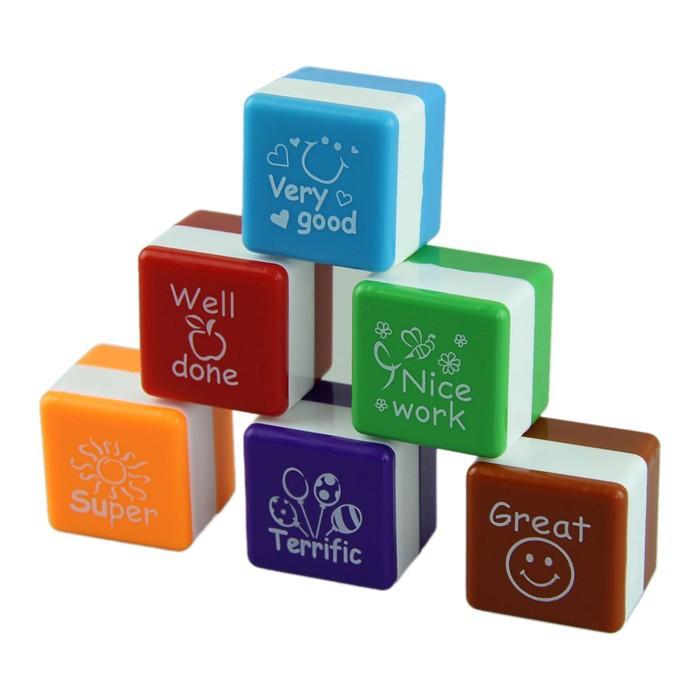 Teachers Stampers Self Inking Praise Reward Stamps Motivation Sticker School Custom Rubber Stamp Ink Stamps From Sophine11 36 19 Dhgate Com
