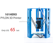 Wholesale Chinese desktop Mini DIY toy 3D Printer