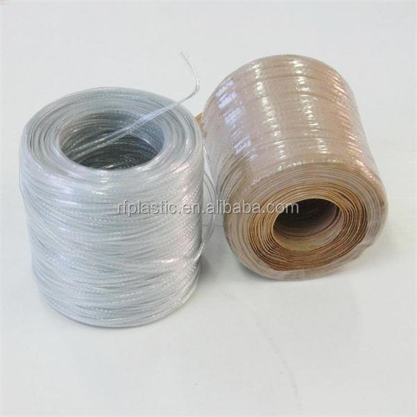 Plastic Coated Double Wires Twist Tie Galvanized Double Wire Twist ...