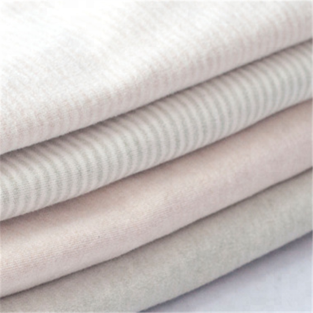 China Products Baby Use 100% Cotton Jersey Fabric Waterproof Laminated Breathable Fabric