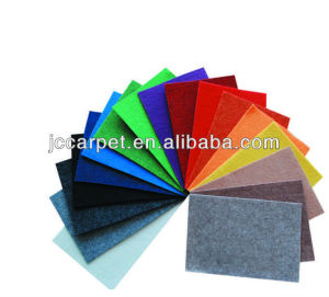 polyester nonwoven needle velour carpet