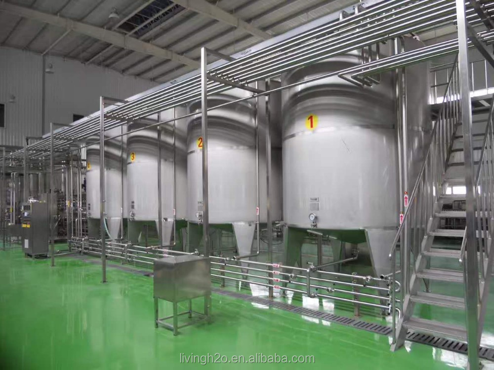 Carbonated drink CO2 mixer/soft drinks beverage gas mixing machine