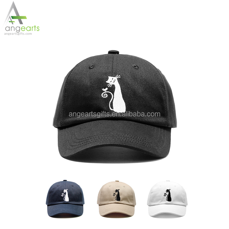 Wholesale Custom Fashion Hot Selling Embroidery Baseball caps hats sports cap