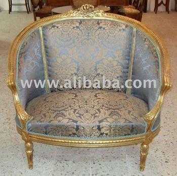 Superieur Louis XVI Sofa