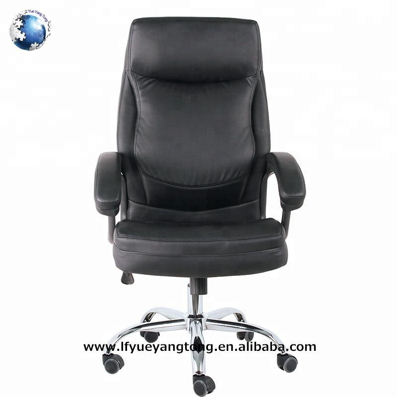 Modern ck office furniture black swivel chesterfield presidents leather office chair