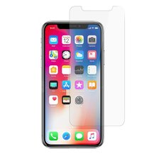 Protetor de Tela Premium Real de Vidro Temperado de Cinema para o iphone X/XS max frente e verso screen guard