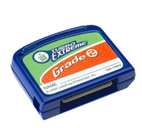 LeapFrog: Turbo Extreme 2nd Grade Math&Spelling Cartridge