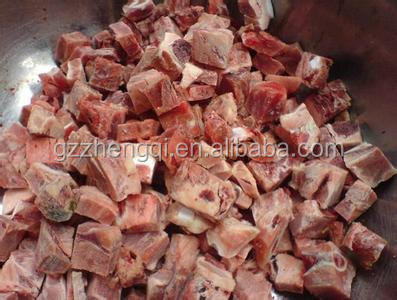 Lebensmittelverarbeitende Knochensäge / Knochenschleifmaschine / Knochenschneidemaschine