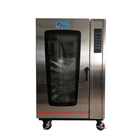 Commerical combi steam oven fan motor convection oven electric