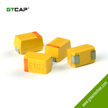GTCAP SMD/ Chip multilayer tantalum capacitor 220uF 10V