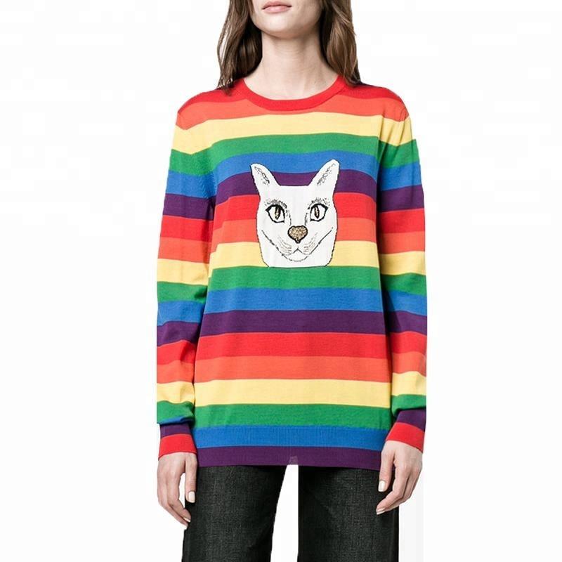 Finden Sie Hohe Qualität Katze Pullover Strickmuster Hersteller und ...