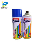 China Manufacturer 400 ml Aerosol Acrylic Spray Paint