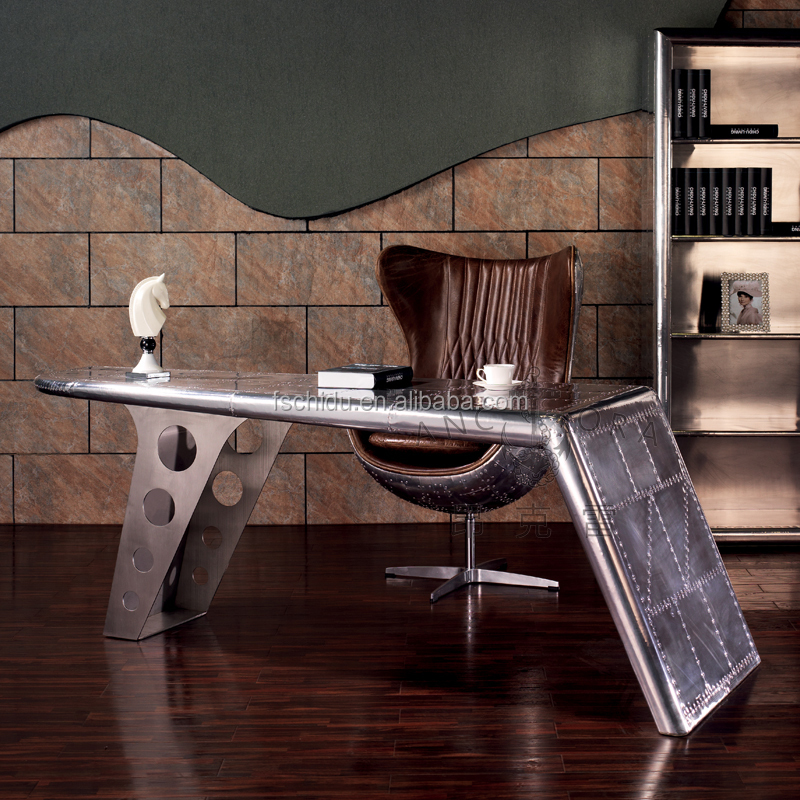 Aviator Wing Desk. COLOR PREVIEW UNAVAILABLE
