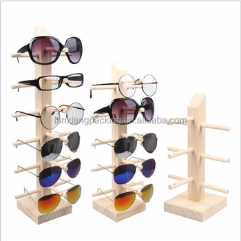 3d Glass Display Frame Sunglasses Display Stent Incorporating Props ...