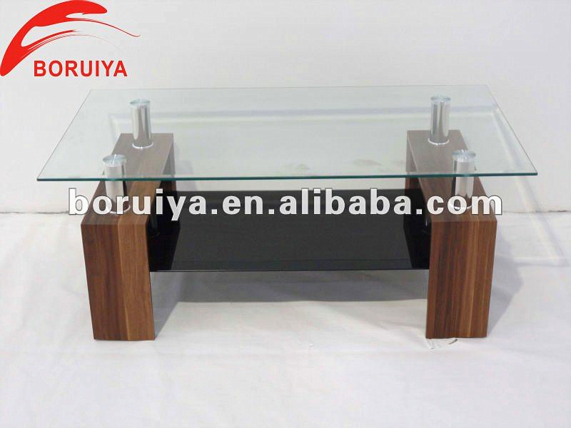 Living Room Center Table Design/coffee Table Glass Top