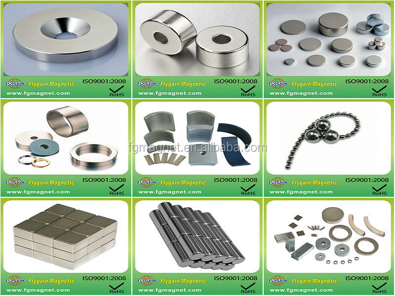 Customized High Strength Sintered Neodymium/ NdFeB/ Neo Magnets