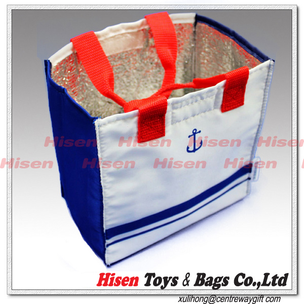 Thermal insulated customized refrigerated cooler bag