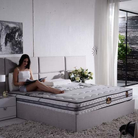 Customized 2inch, 4inch, 6inch, 8inch, 10inch memory foam & cool gel mattress