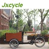 high quality and technical environmental three wheel closed cargo box tricycle