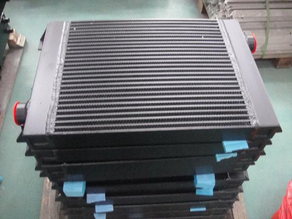 China Supplier Custom Transformer Radiator Fins