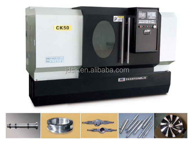 Motorcycle wheel rim making machine, cnc lathe machine