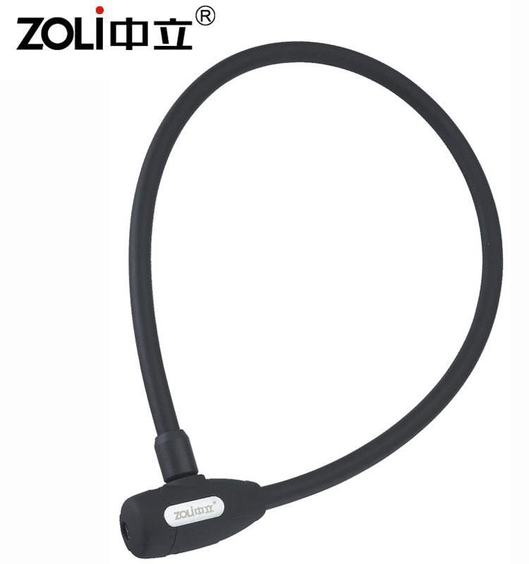 ZOLi 84903 Kids Cycling Bicycle Wire Cable Lock