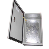 Outdoor Power Aluminum Electronic Distribution Cabinets Instrument Enclosures