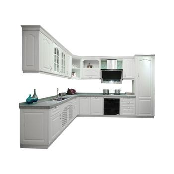 New Model China Made White Lacquer Kitchen Set Buy Kitchen Set