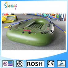 2016 China factory cheap inflatable boat , inflatable fishing boat from China