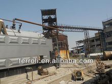 DZL series chain grate stoker coal fired industrial steam boiler