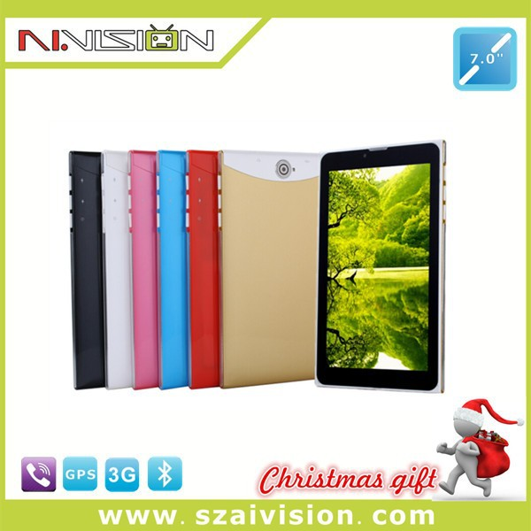 A76 7 inch mediatek tablet pc touch screen for super smart tablet pc