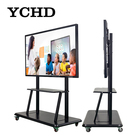 YCHD brand No Folded school interactive whiteboard digital
