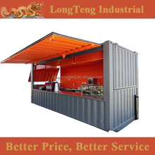 New Mobile 20 foot Container Kiosk, Booth Shop for Sale