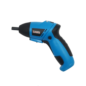 Electric screwdriver 6V AA battery powered cordless screwdriver With LED light
